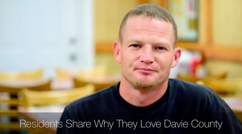 Why residents love Davie County, NC
