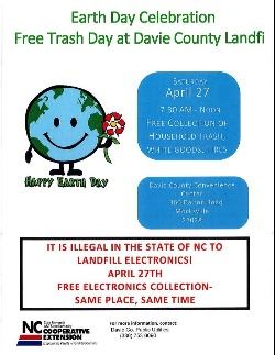 4-5-2019 Earth Day Flyer