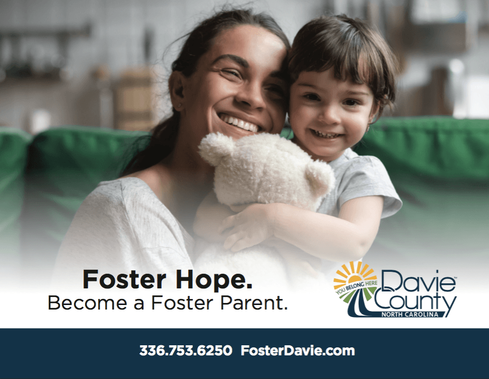 Foster Parent with Child