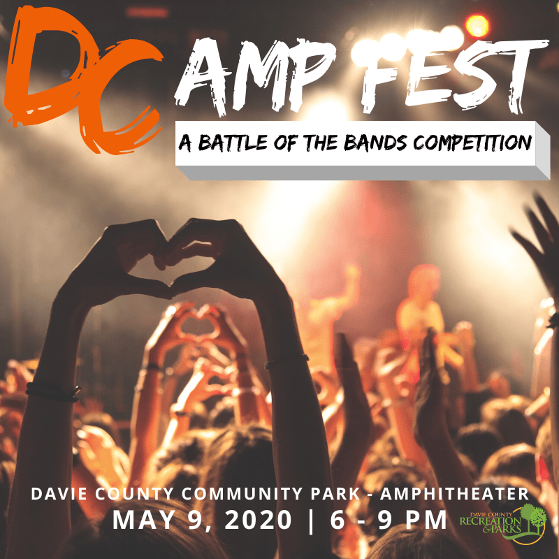 DC AMP Fest - A Battle of the Bands Competition