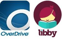 Overdrive and Libby Logo (PNG)