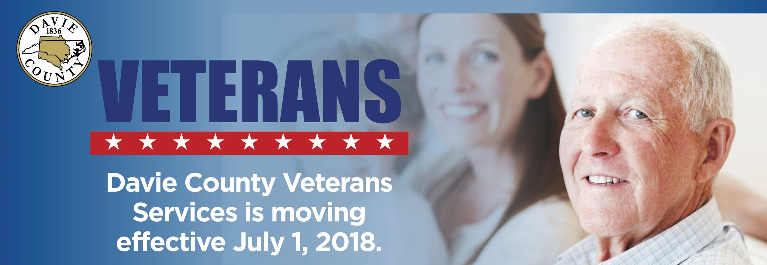 Davie County Veterans Services Office is Moving