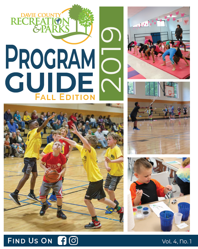 Fall Program Guide 2019 page 1 Opens in new window
