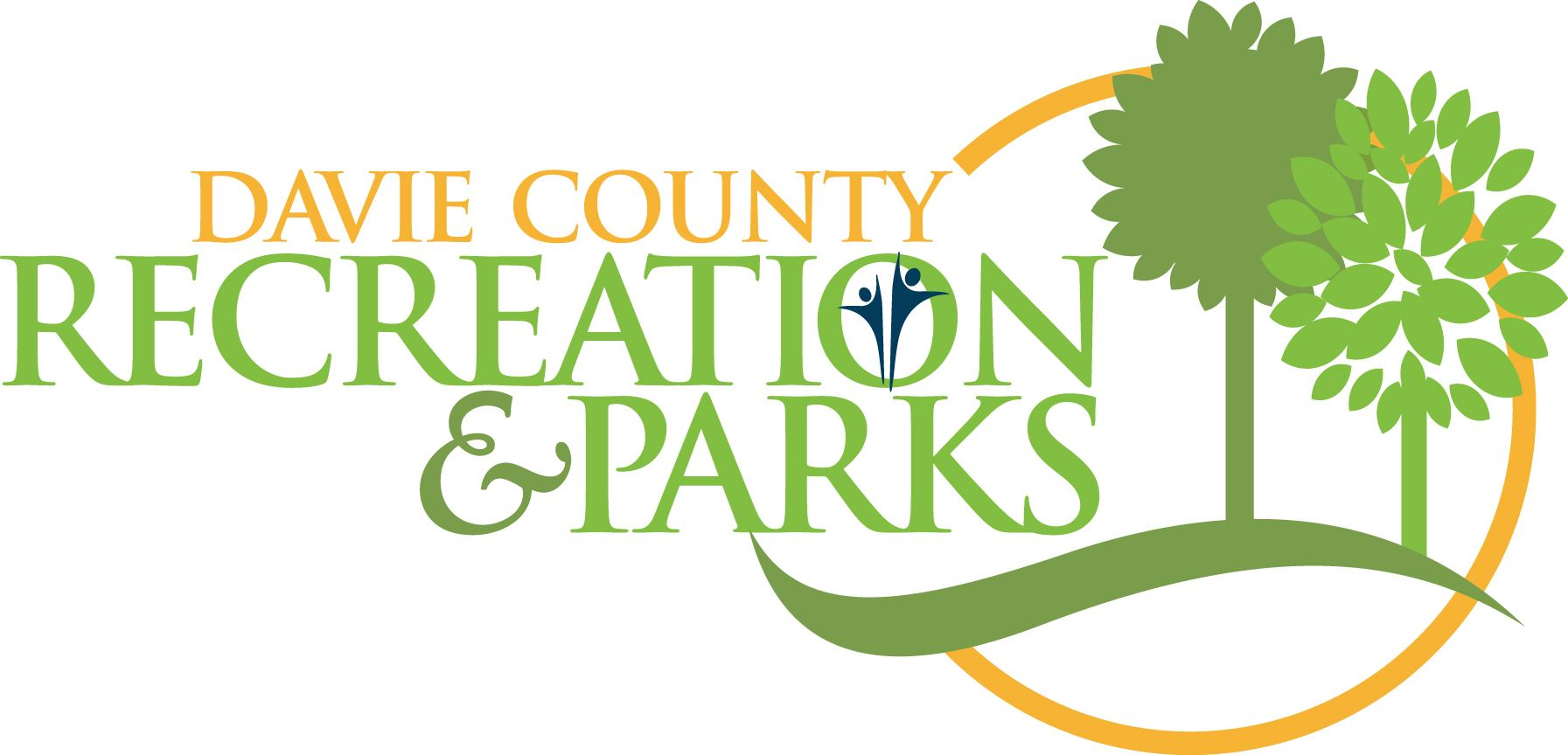 Davie County Recreation and Parks Logo