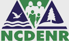 North Carolina Department of Environment and Natural Resources Logo